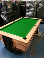 Re-Cover   Pool Table re-covers from £195.00